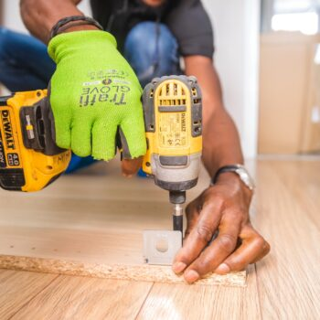 carpenter drilling APC Services